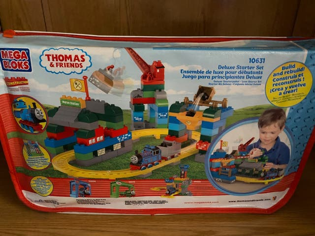 Mega Bloks Thomas & Friends