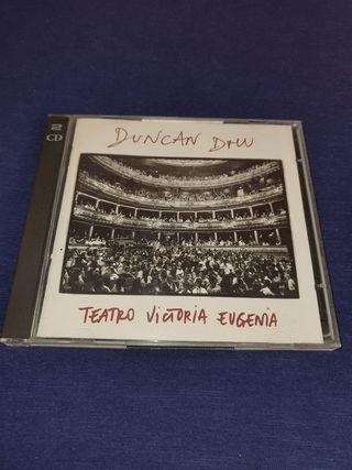 Duncan Dhu Teatro Victoria Eugenia 2CD