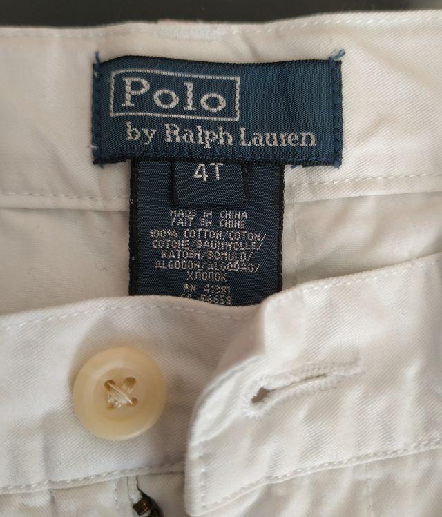 Pantalón niño Polo Ralph Lauren Talla 4 años