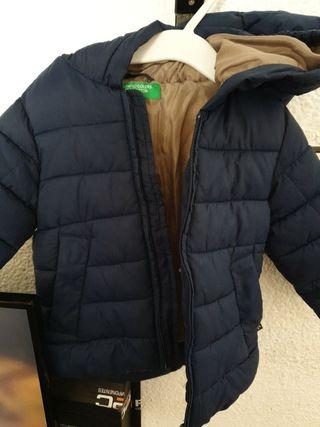 chaqueta bebé