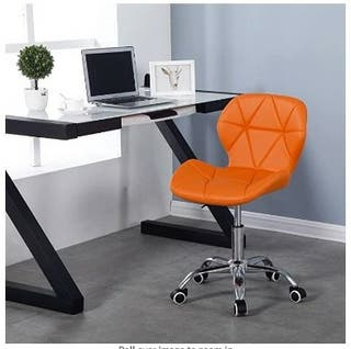 Orange Chair in perfect condition