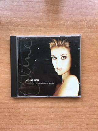 Disco Céline Dion 'Let's Talk About Love'