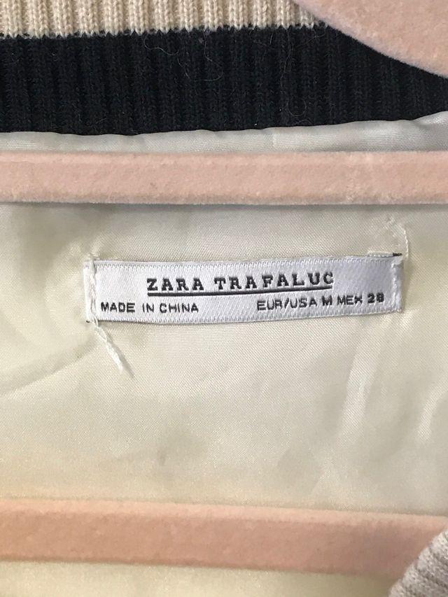 Chaqueta bomber Zara