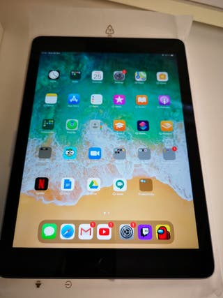 "iPad 9,7"" 6.a generación (2018) 9,7"" 32GB - WiFi"