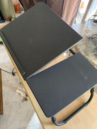 Mesa portatil cama