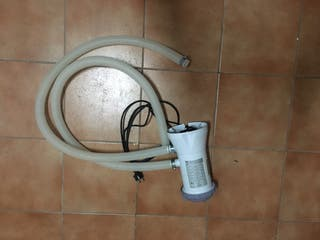 Bomba / depuradora de cartucho Intex