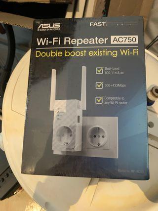 Repetidor wifi asus ac750