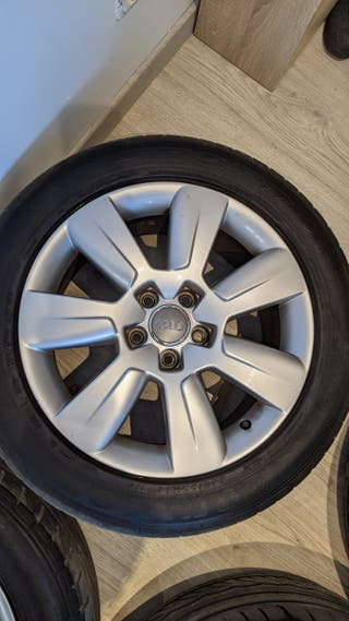 Llantas Audi R17