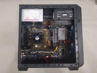 Ordenador 4nucleos 8gRAM gtx660ti