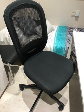 Silla despacho / cadira despatx