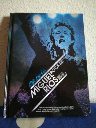 CD +libro Miguel Ríos