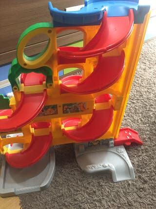 Parking Little People's Fisher Price