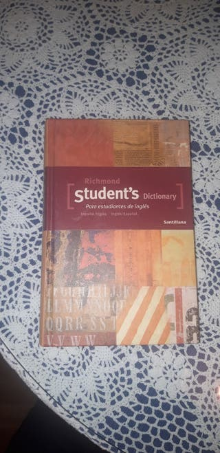 libro richmond[student's dictionary ]para estudian