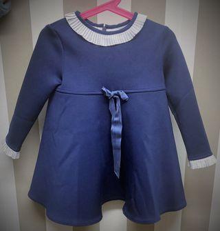 """Vestido azul niña """"Eve Children"""" T. 4 años"""