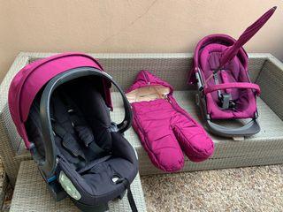 Carro Stokke Xplory Purple