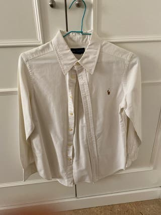 5 camisas Polo Ralph Lauren Niño (Pack)