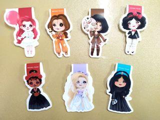 Princesas Disney del Terror Set I