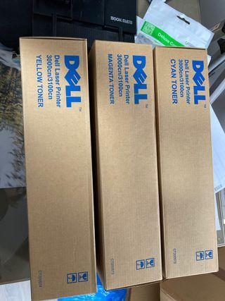 Cartuchos tinta Dell 3000cn/3100cn