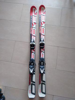 esquís wed'ze niño/niña