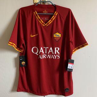 Camiseta A.S Roma fútbol. Nueva, talla L