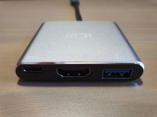 Hub USB-C 3-en-1