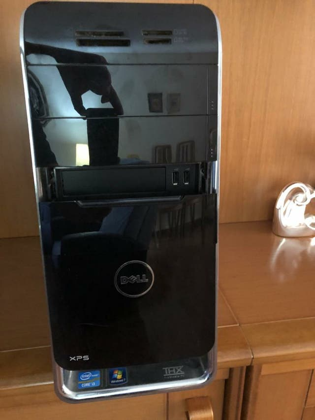 PC ORDENADOR DELL 8300 XPS+PANTALLA 19+ACCESORIOS