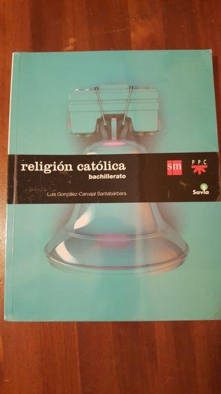 Libro religión 1°Bachillerato