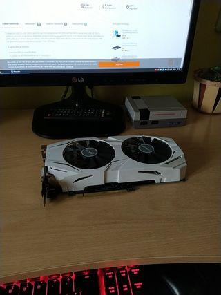 Nvidia GTX 1060 6GB ASUS