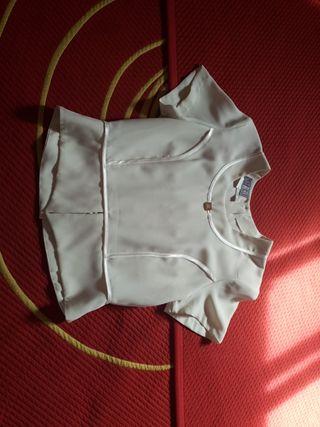 Blusa vestir