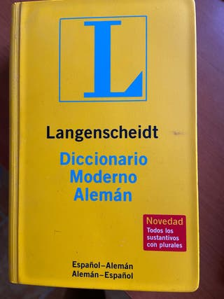 Diccionario Español- Alemán - Español
