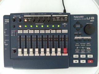 Controladora sonido Roland U-8