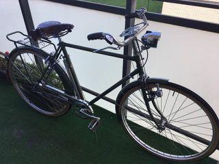 Bicicleta Taurus Clasica, vintage, retro 3v