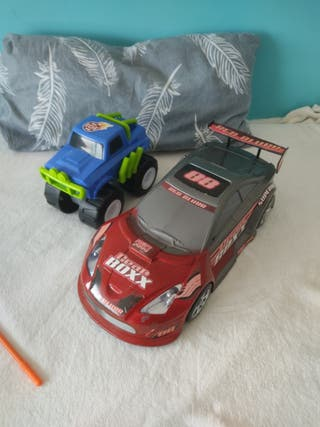 coches grandes de juguete