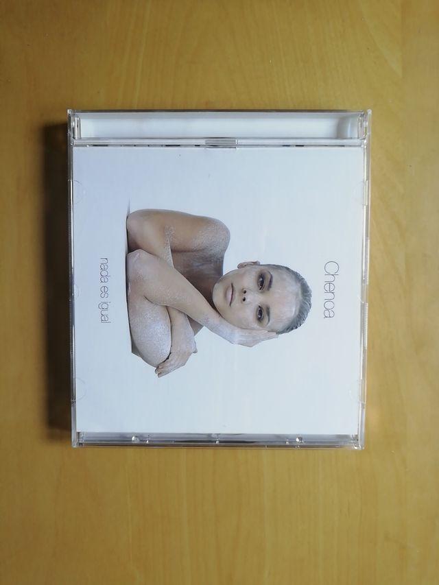 se vende CD de Chenoa, Nada es igual