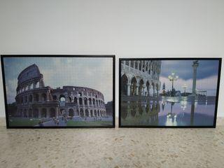 Cuadros Puzzle Italia