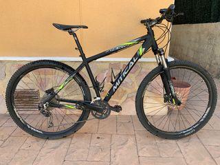 Bicicleta de montaña 29 pulgadas ,cuadro talla L