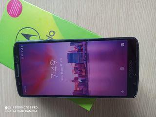 Motorola Moto G6 Plus.