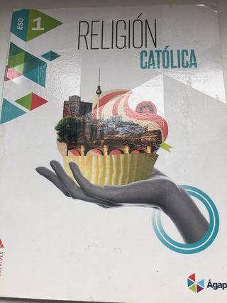 Libro religión católica