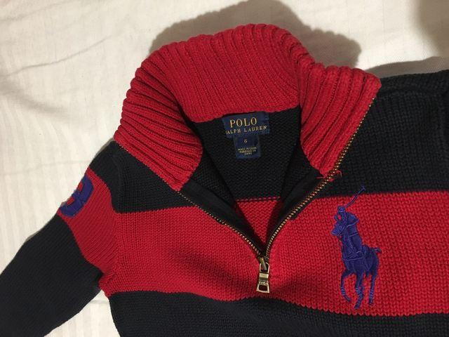 Jersey niño Polo Ralph Lauren