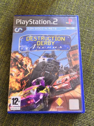 Destruction derby arenas ps2