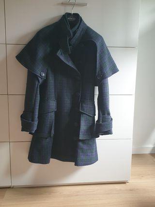Oferta!!Espectacular abrigo Guts&Love, pieza única