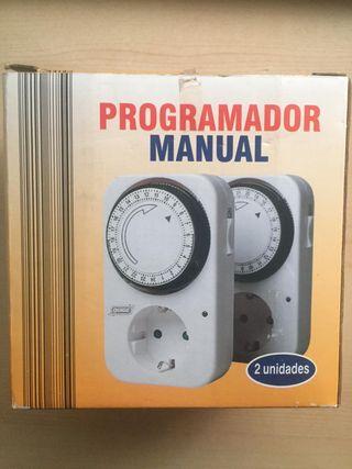 Programador eléctrico analógico