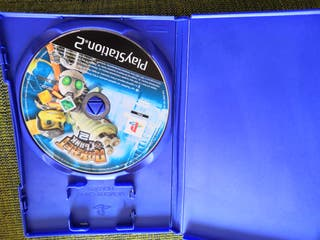 Ratchet y clank 2 ps2