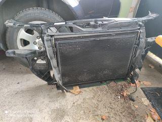 Frente audi a4 2.0 gasolina 2002