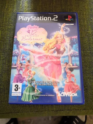 Barbie ps2