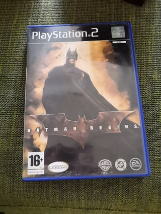 Batman beggins ps2