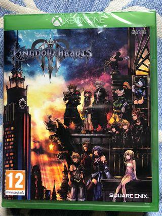 Videojuego Kingdom Hearts III Xbox one