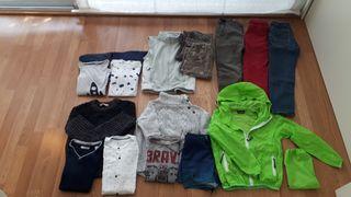 lote ropa niño 8 , 9 años