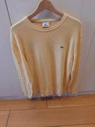 Jersey pullover Lacoste talla 7