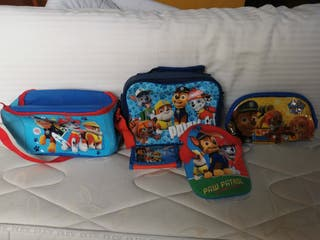 Lote productos Paw Patrol